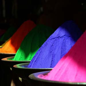 Synthetic Pigments