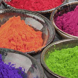 View All Pigments